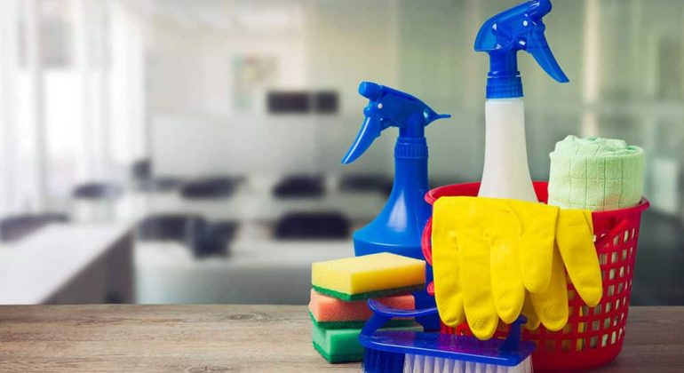 office-cleaning